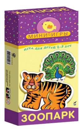 Семейная настольная игра Дрофа-Медиа Зоопарк
