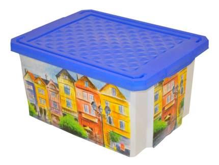 Ящик пл для хранения 17л ПЦ2584