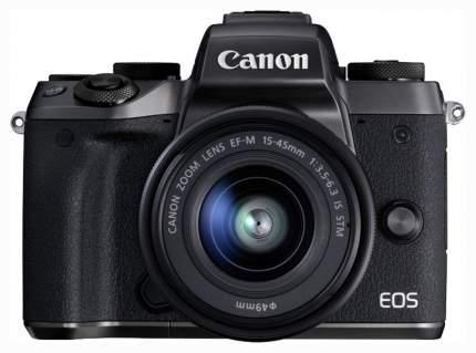 Фотоаппарат системный Canon EOS M5 15-45 Black