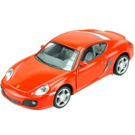 Модель машины MSZ Porsche Cayman (CP-68334-R)