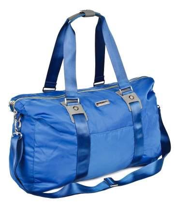 Дорожная сумка Polar П1215-17 синяя 48 x 18 x 35