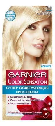 """Краска для волос Garnier Color Sensation """"Ультраблонд чистый бриллиант"""" C4532510, тон 110"""
