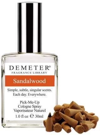 Духи Demeter Fragrance Library Сандаловое дерево (Sandalwood) 30 мл