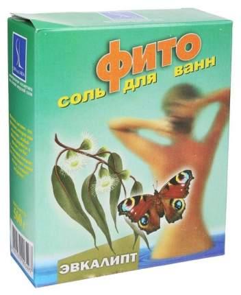 Соль для ванн Spa by lara Эвкалипт 500 г