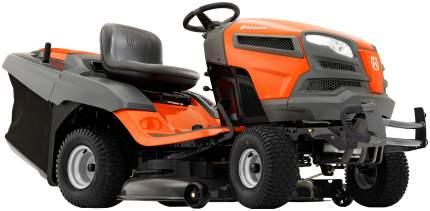 Садовый трактор - газонокосилка с сиденьем Husqvarna TC 338