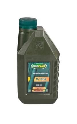 Моторное масло Oilright М10Г2К 20w-20 1л