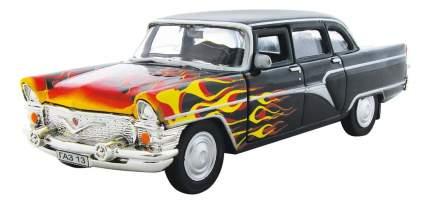 Коллекционная модель Autotime ГАЗ-13 Чайка пламя 1:43