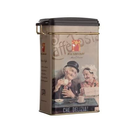 Кофе молотый Hausbrandt анниверсарио подарочная упаковка 250 г