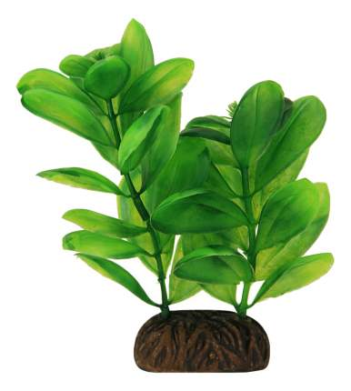 Искусственное растение для аквариума Laguna антуриум еканденс 13 см, пластик
