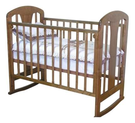 Кровать Можга Вилона шоколад (накладка Жираф)