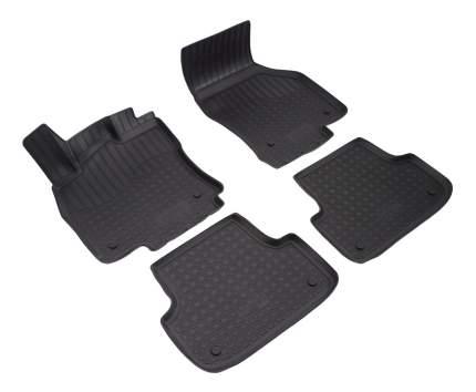 Коврик в салон автомобиля Norplast для Audi (NPA10-C05-150)