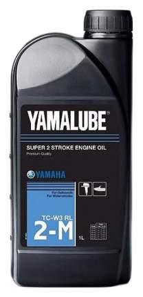 Моторное масло Yamaha Yamalube 2-M TC-W3 1л