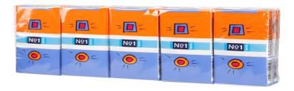 Бумажные салфетки Bella трехслойные 10*10 штук