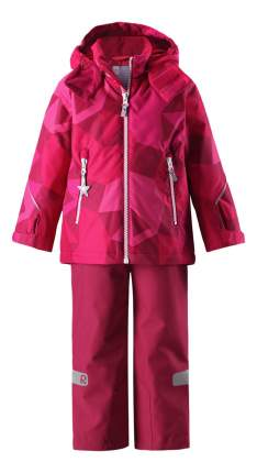 Комплект верхней одежды Reima, цв. розовый р. 92