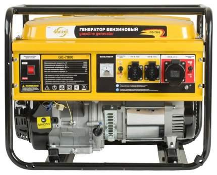Бензиновый генератор DENZEL GE 7900E 94685