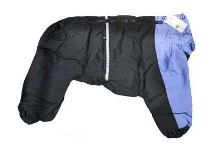 Комбинезон для собак Зоофантазия размер L женский, черный, длина спины 61 см