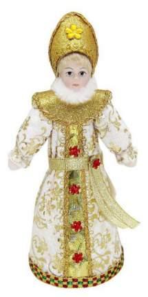 Кукла новогодняя Новогодняя сказка Снегурочка 20 см, 973031