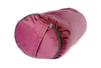 Болстер для йоги RamaYoga 508122, красный