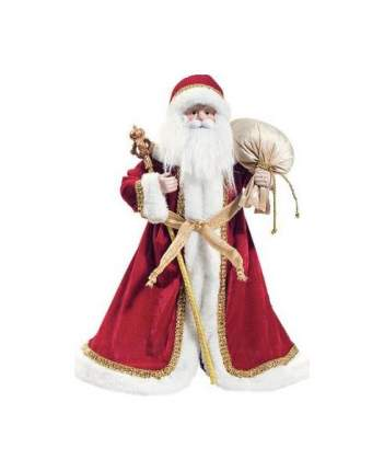Игрушка под елку Tarrington House Дед Мороз 50 см