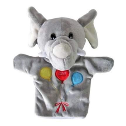 Мягкая игрушка на руку Shantou Gepai Слоник с шариками 23 см stw306-elf