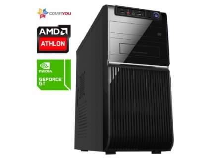 Домашний компьютер CompYou Office PC W157 (CY.340026.W157)