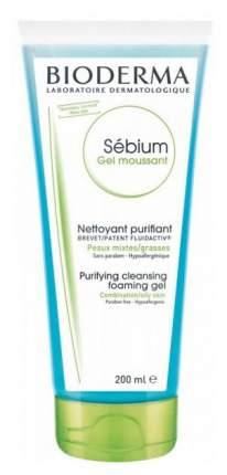Пенка для умывания BIODERMA Sebium Purifying Foaming Gel 200 мл