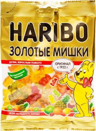 Мармелад жевательный Haribo золотые мишки 140 г