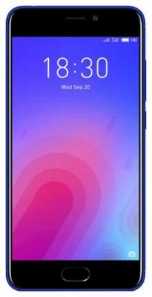 Смартфон Meizu M6 32Gb Blue