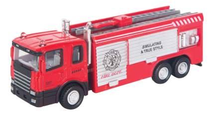 Машинка Autotime FIRE TRUCK пожарная 1:48
