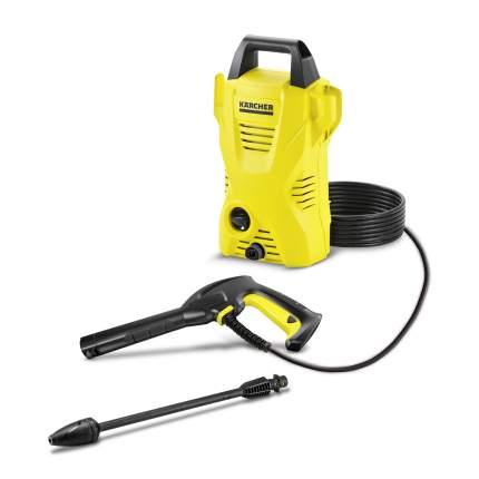 Электрическая мойка высокого давления Karcher K2 Basic 1.673-159.0