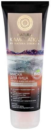 Маска для лица Natura Siberica Kam-chat-ka Тонус и энергия кожи 75 мл