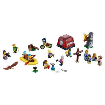 Конструктор LEGO City Town Любители активного отдыха 60202 LEGO