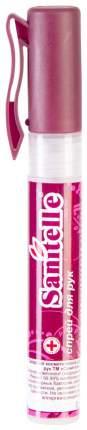 Дезинфицирующее средство для рук Sanitelle С витамином E и с экстрактом алоэ 7 мл