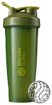 Шейкер Blender Bottle Classic Full Color 1 кам. 946 мл оливковый