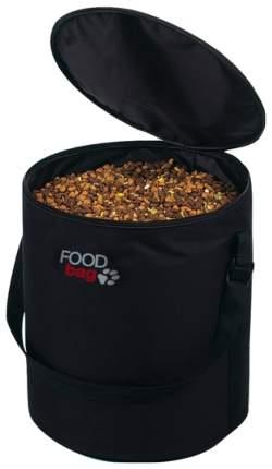 Сумка для корма Trixie для собак на 25 кг черная