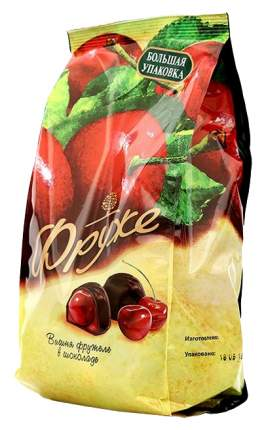 Конфеты Фруже вишня фружеле в шоколаде 380 г