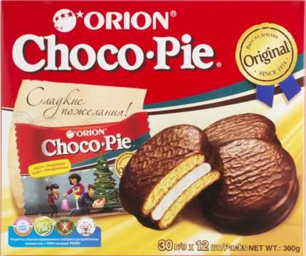 Пирожное choco pie Orion 30 г 12 штук