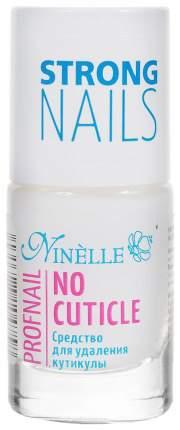 Средство для удаления кутикулы Ninelle No Cuticle Profnail 11 мл