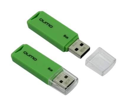 USB-флешка QUMO Tropic QM8GUD-TRP-Green