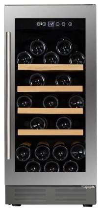 Встраиваемый винный шкаф Dunavox DAU-32.81SS