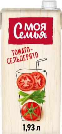 Нектар Моя Семья томат  2 л