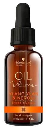 Масло для волос Schwarzkopf Oil Ultime Essential Oil Energizing 30 мл