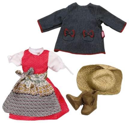 Набор одежды для кукол Gotz Летняя одежда и аксессуары 3402966