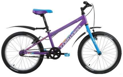 Велосипед UNIT 1.0 (рост 10.5) 2017-2018 фиолетовый мат.