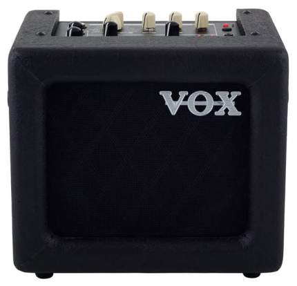 Комбоусилитель Vox Mini3-G2 Black