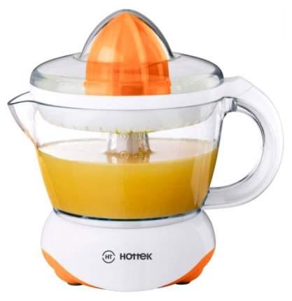 Соковыжималка для цитрусовых Hottek HT-978-003 white/orange