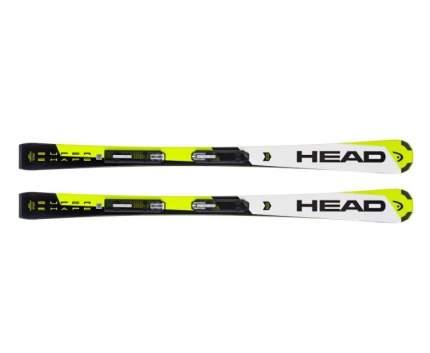 Горные лыжи HEAD Supershape SLR 2 + SLR 7.5 AC 2019, 130 см