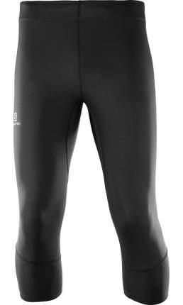 Тайтсы Salomon Agile 3/4 Tight L40117500 black, S