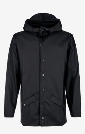 Плащ мужской Rains 1201 черный XS/S