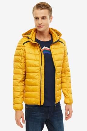Куртка мужская s.Oliver желтая